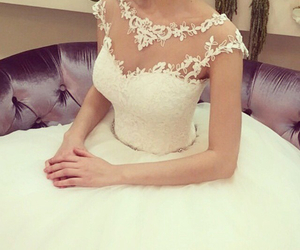 wedding dress and beautiful image