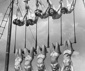 ballet, girls, and vintage image