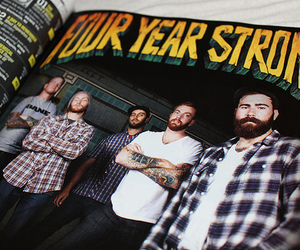 band, FYS, and four year strong image