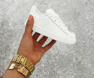 adidas, baby, and white image