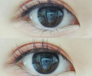 eyes, lovely, and makeup image