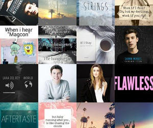 flawless, mendes, and music image