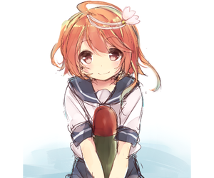 kancolle and イ58 image