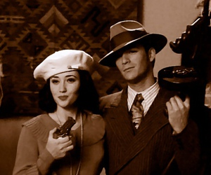 90210, Bonnie & Clyde, and shannen doherty image