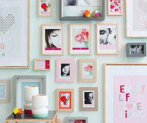 diy, frame, and decoration image