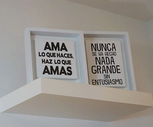 black&white, deco, and frases image