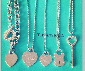 necklace and tiffany image