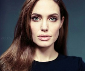 actress, famous, and Angelina Jolie image