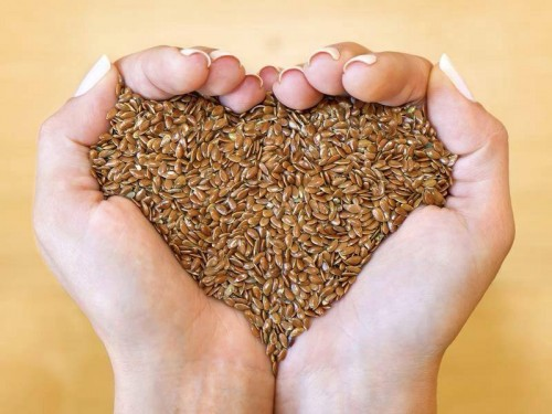 healthy, superfood, and linseed image