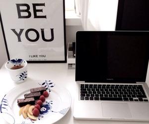 food, tumblr, and macbook image