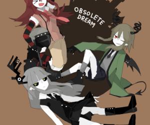 mogeko and obsolete dream image