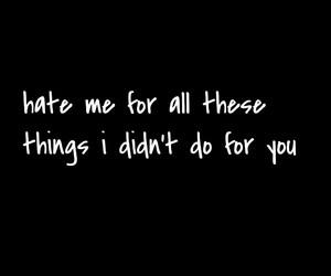 Lyrics, sad, and blue october image