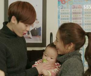 couple, park shin hye, and lee jong suk image
