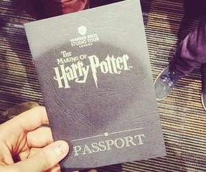 passport and warner image