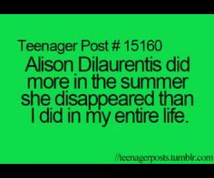 alison, funny, and true image