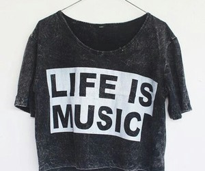 fashion and music image
