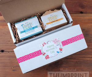 gift set, handmade, and soap image