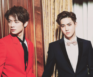 Minho, exo, and SHINee image
