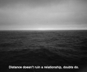 distance, Relationship, and quotes image
