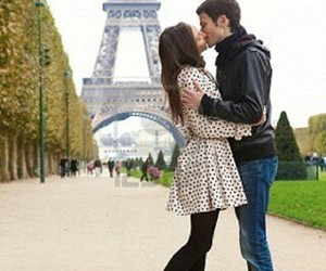 beso, eiffel, and paris image