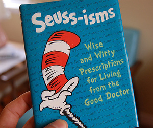 book and seuss image