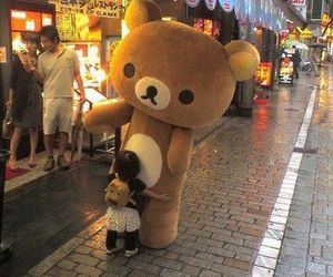 cute, rilakkuma, and japan image