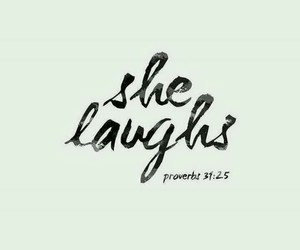 quotes, laugh, and she image