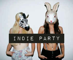 indie, animal, and girl image