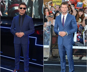 Avengers, boys, and hawkeye image