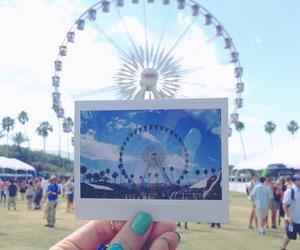coachella, photography, and photo image