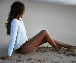 accessoires, beach, and beauty image