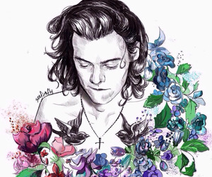 picture, sexy, and Harry Styles image
