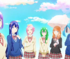 anime, saionji rika, and otsuka meiko image