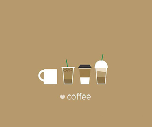 coffee, wallpaper, and starbucks image