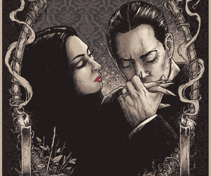 dark, adams, and family image