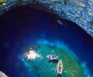 Greece, blue, and nature image