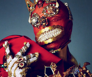 art, inspiration, and bling image