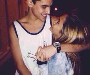 jack gilinsky, couple, and goals image