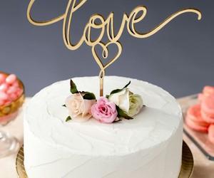 cakes, pretty, and romantic image