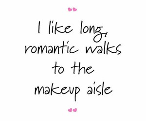 funny, girly, and makeup image