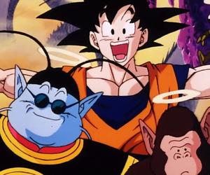 anime, bulma, and buu image