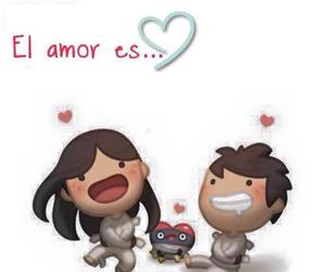love, cute, and crazy image