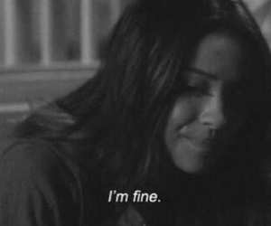 sad, fine, and pretty little liars image