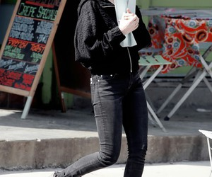 outfit, style, and dakota johnson image