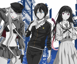 noragami, yato, and anime image