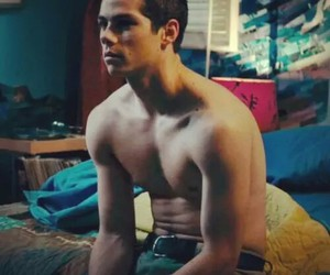 dylan, maze runner, and sexy image