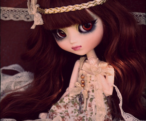 beutiful, doll, and dolls image