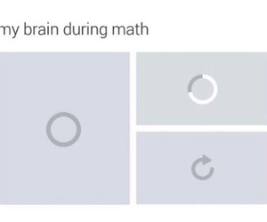 brain, funny, and laught image