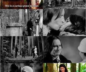 belle, once upon a time, and robert carlyle image