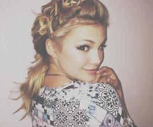 olivia holt, blonde, and olivia image